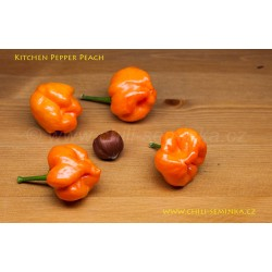 Kitchen Pepper Peach - semena